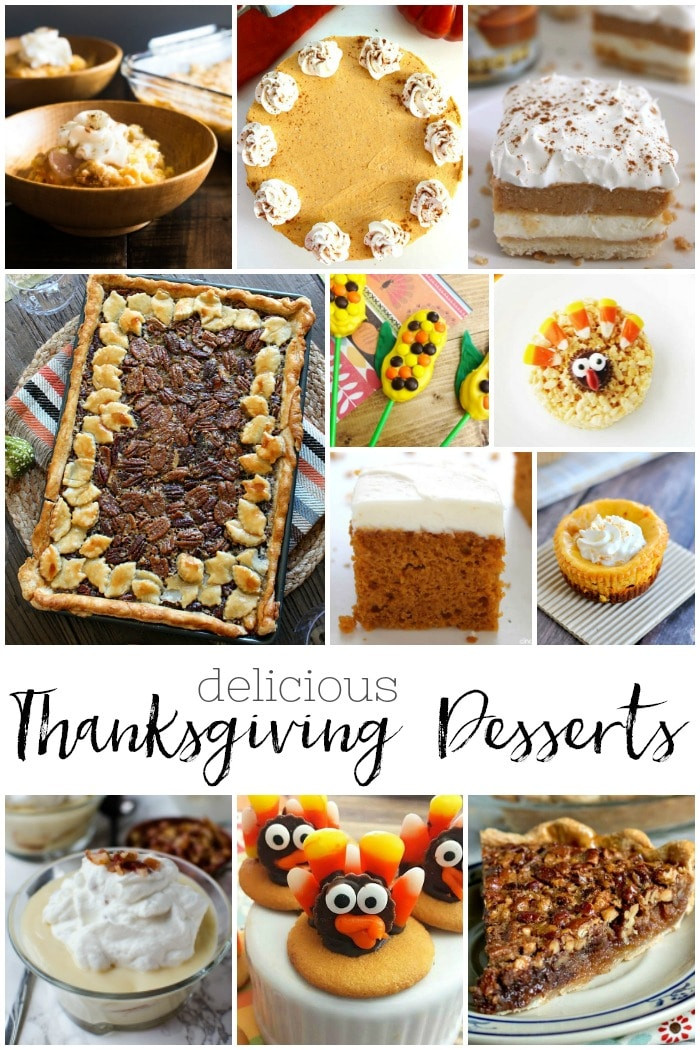 Thanksgiving Desserts For A Crowd  20 Delicious Thanksgiving Desserts For A Crowd For Two