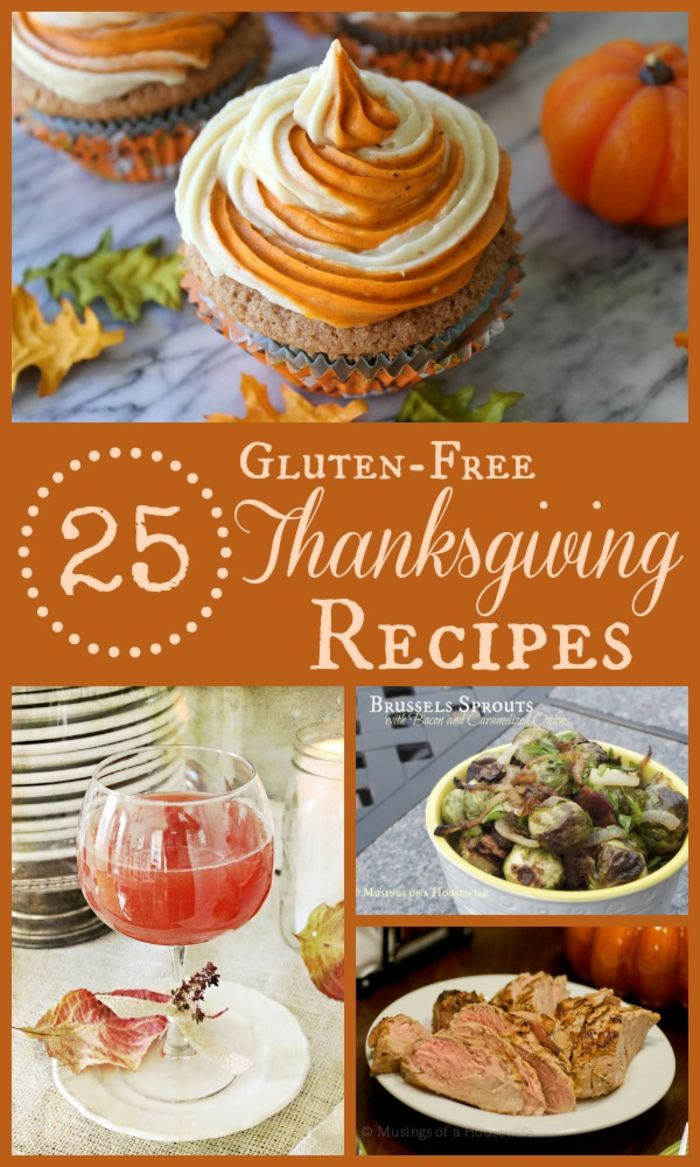 Thanksgiving Desserts List  Your Gluten Free Thanksgiving