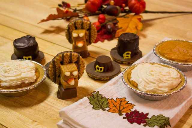 Thanksgiving Desserts List  Easy Thanksgiving Desserts for Kids with