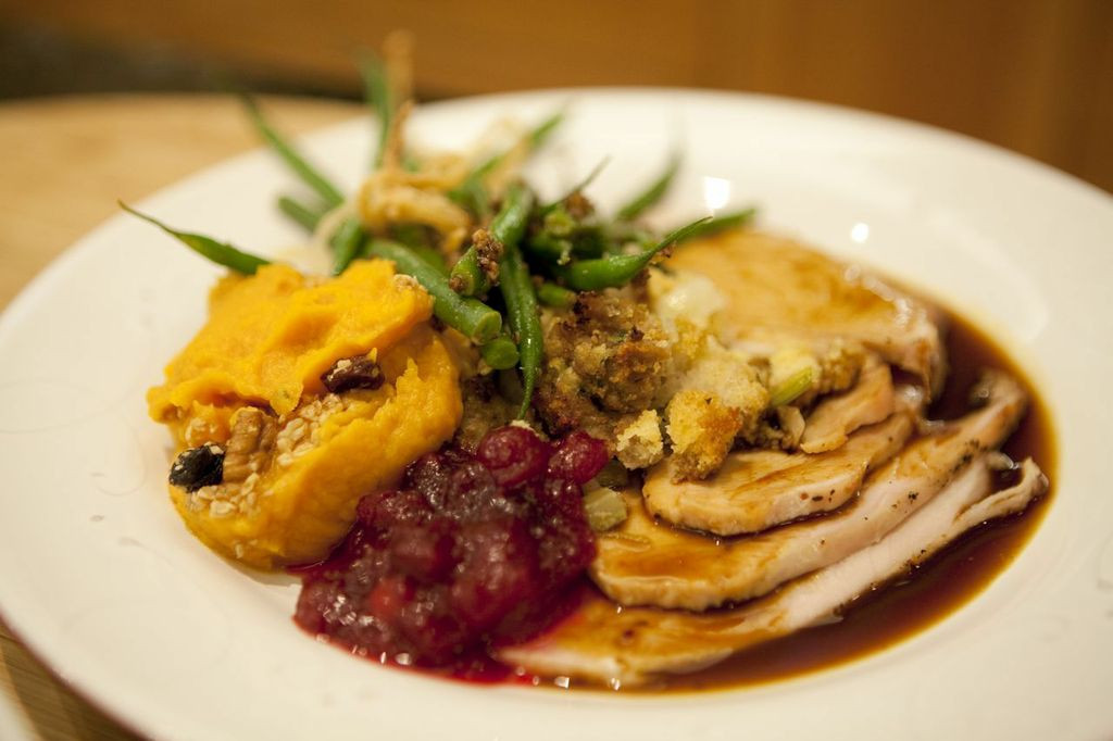 Thanksgiving Dinner Atlanta  Restaurants Serving Thanksgiving Dinner In Atlanta