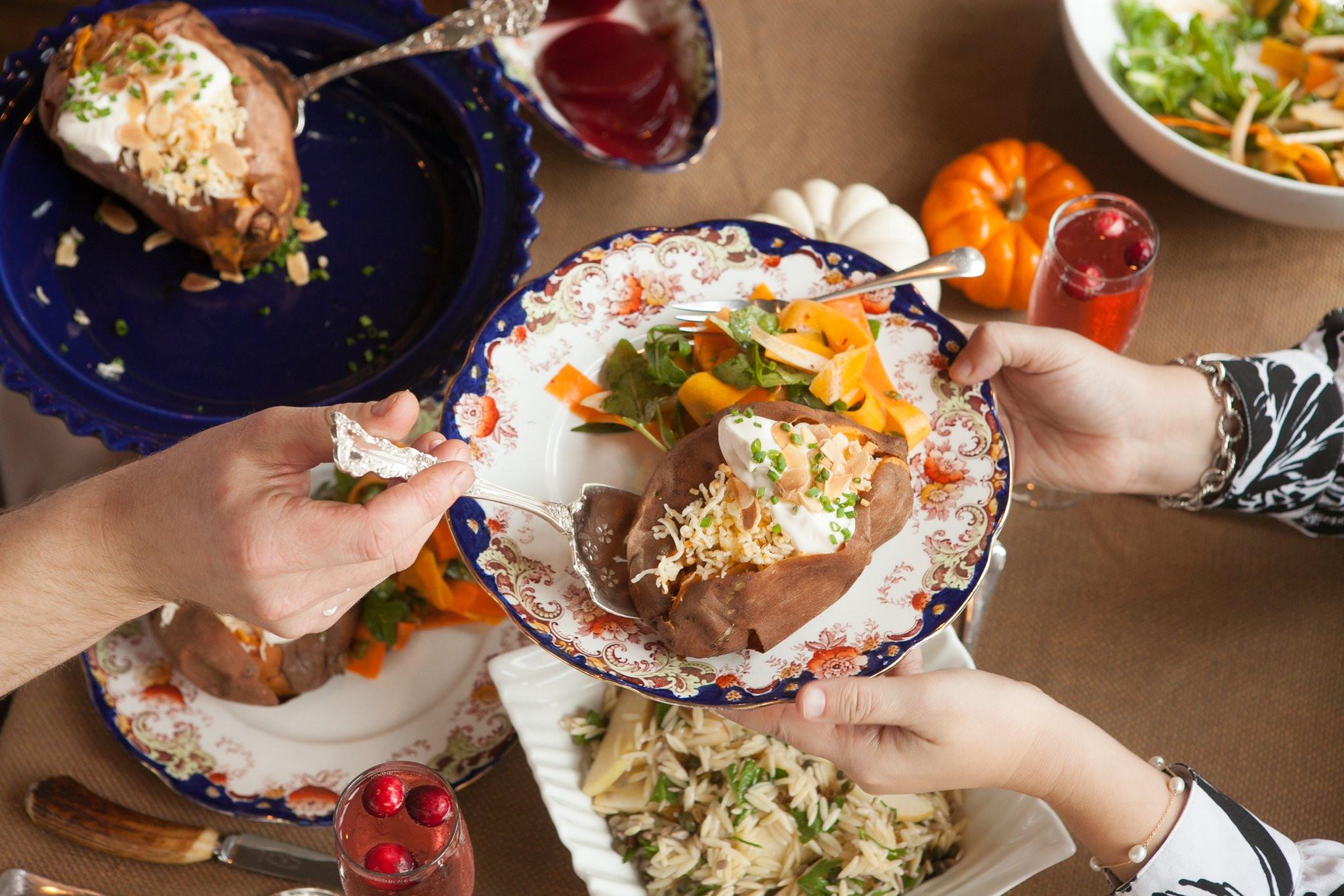 Thanksgiving Dinner Atlanta  Perfect Thanksgiving side dish recipes
