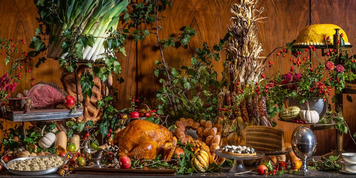 Thanksgiving Dinner New York 2019  20 NYC Restaurants Open Thanksgiving 2018 Where to