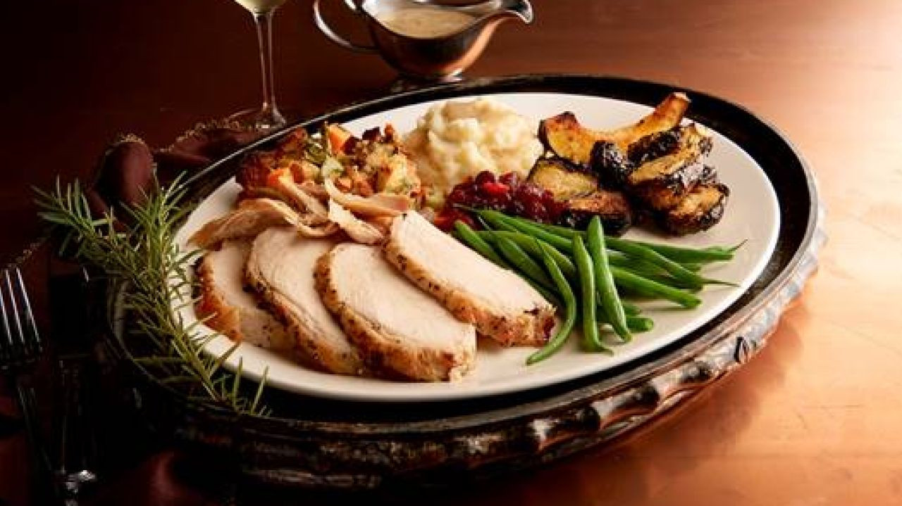 Thanksgiving Dinner New York 2019  NYC restaurants serving Thanksgiving dinner