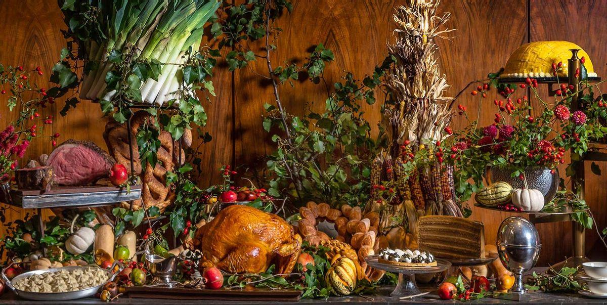 Thanksgiving Dinner New York City 2019  20 NYC Restaurants Open Thanksgiving 2018 Where to