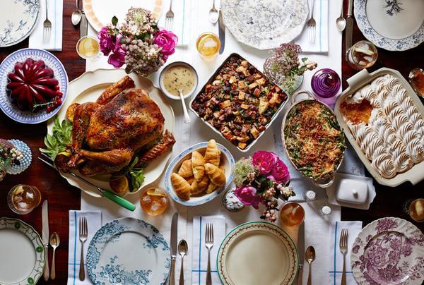 Thanksgiving Dinner New York City 2019  Celebrate Thanksgiving in New York City