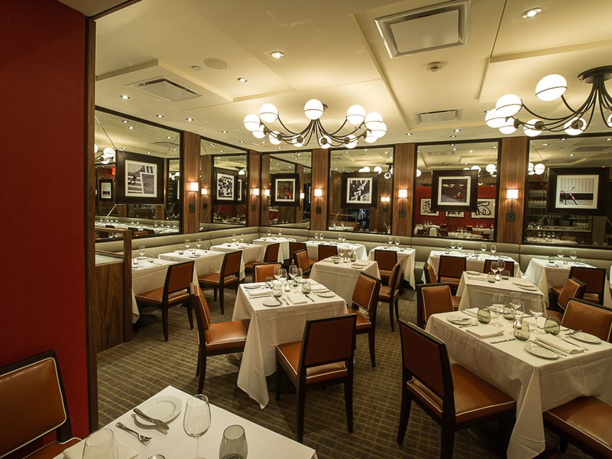 Thanksgiving Dinner New York City 2019  Thanksgiving in New York City 20 Great Places to Dine Out