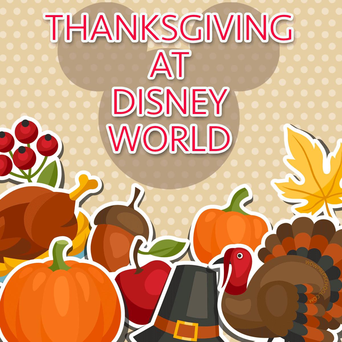 Thanksgiving Dinner Restaurants 2019  Tips for Thanksgiving at Disney World in 2017