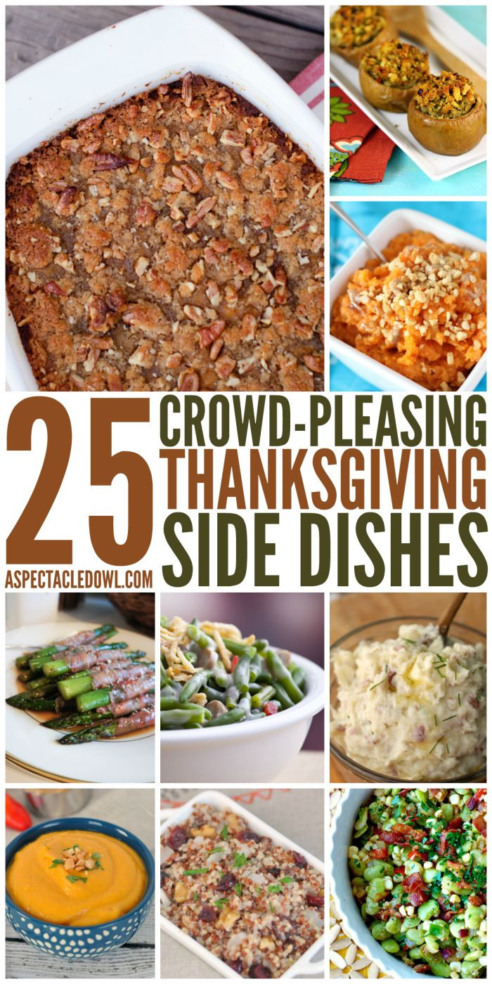 Thanksgiving Dinner Side Dishes  291 best images about Thanksgiving Ideas on Pinterest