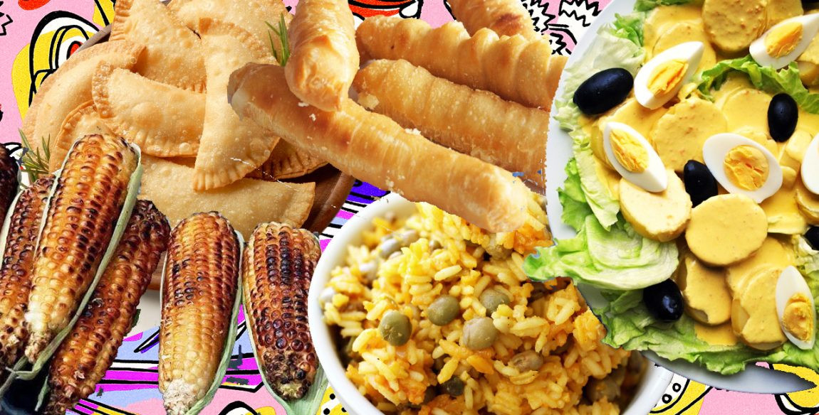 Thanksgiving Dinner Side Dishes  10 Latin American Side Dishes to Upgrade Your Thanksgiving
