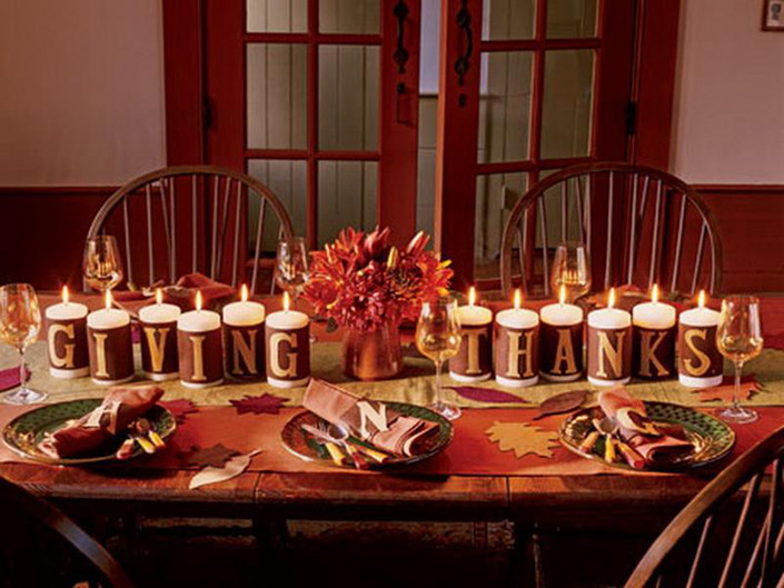 Thanksgiving Dinner Table Decorations  New Pinterest Board Thanksgiving Decor Ideas