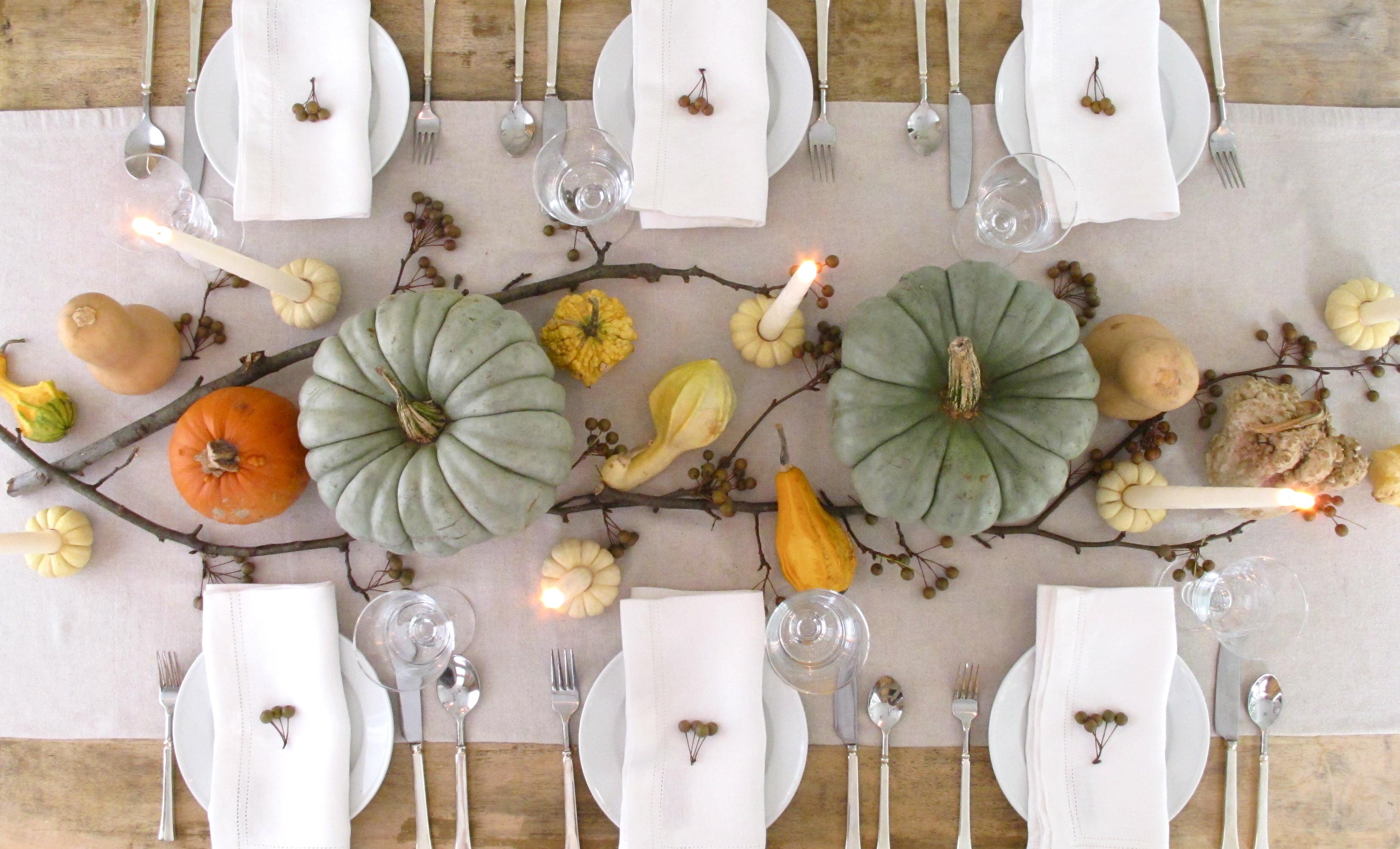 Thanksgiving Dinner Table Settings  Our favorite Thanksgiving Day table settings TODAY