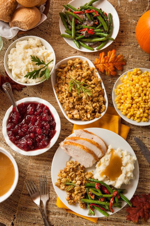 Thanksgiving Dinner To Go 2019  The Definitive Ranking Thanksgiving Food