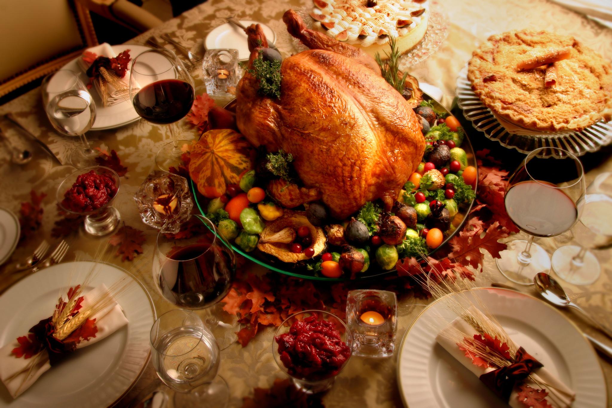 Thanksgiving Dinner To Go 2019  November 2019 Events Calendar for Los Angeles