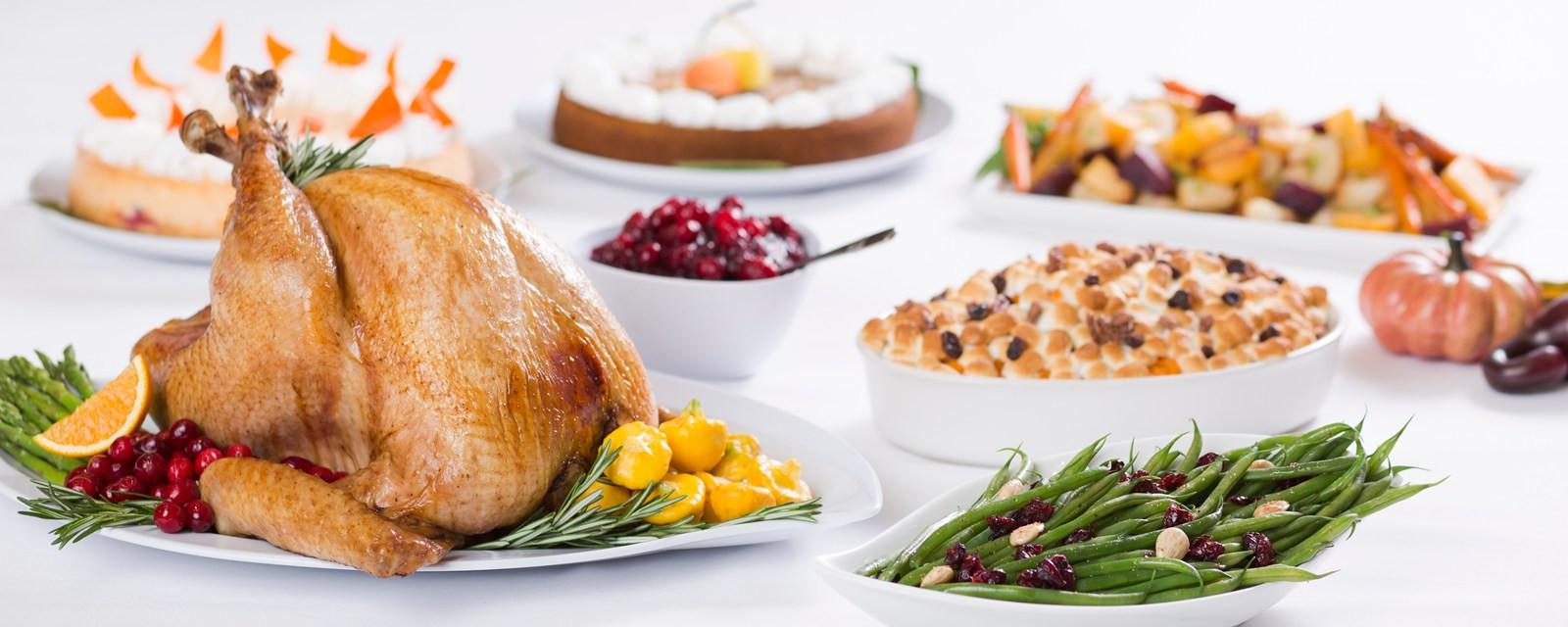 Thanksgiving Dinner To Go 2019  Thanksgiving Buffet Orlando