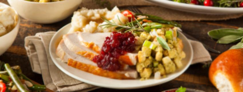 Thanksgiving Dinners New York City  Thanksgiving Dinner Feast