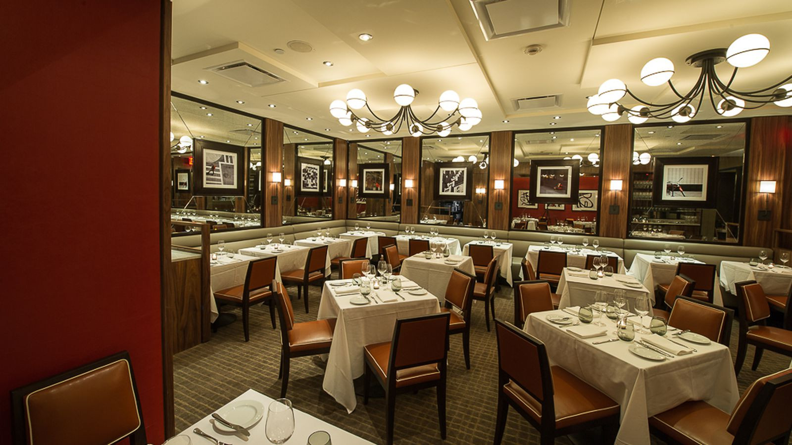 Thanksgiving Dinners New York City  Thanksgiving in New York City 20 Great Places to Dine Out