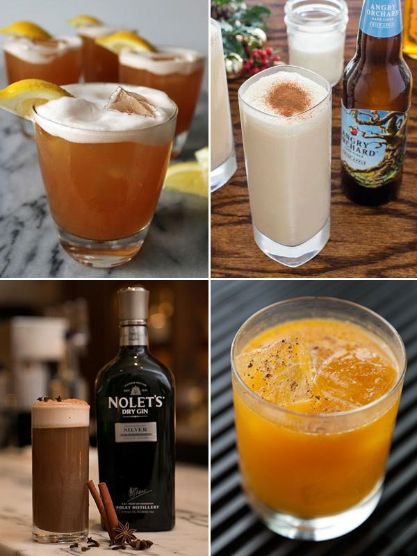 Thanksgiving Drinks For A Crowd  Thanksgiving Drink Recipes Cocktail Mixes For 2016