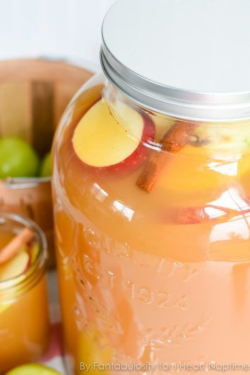 Thanksgiving Drinks For A Crowd  Thanksgiving Punch for a Crowd Recipe