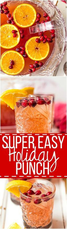 Thanksgiving Drinks For A Crowd  1000 ideas about Breakfast Punch on Pinterest