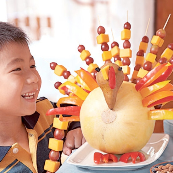 Thanksgiving Fruit Desserts  50 Cute Thanksgiving Treats For Kids