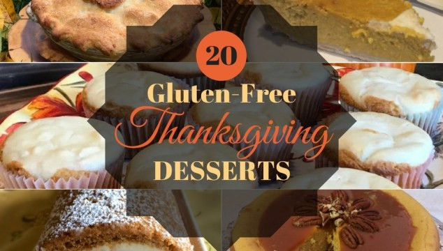 Thanksgiving Gluten Free Desserts  CrazyDEALicious Gluten Free made possible Eat Well