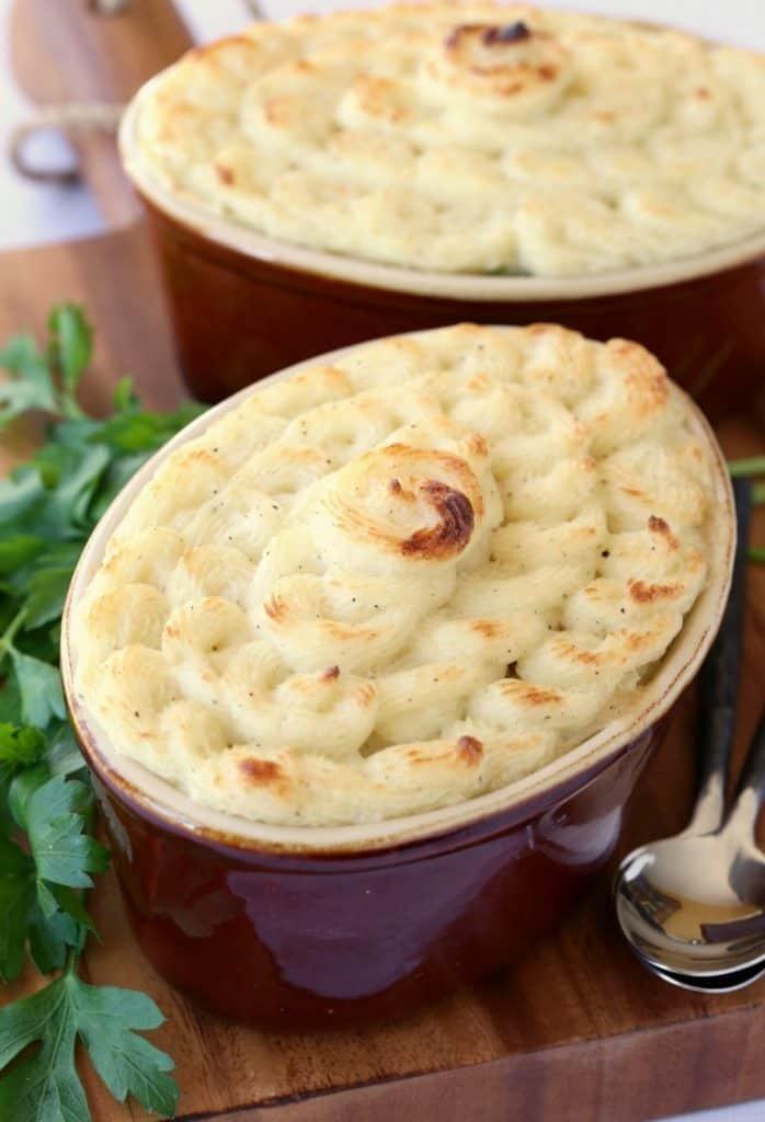Thanksgiving Leftover Shepherd'S Pie  Leftover Turkey Shepherd s Pie Mantitlement