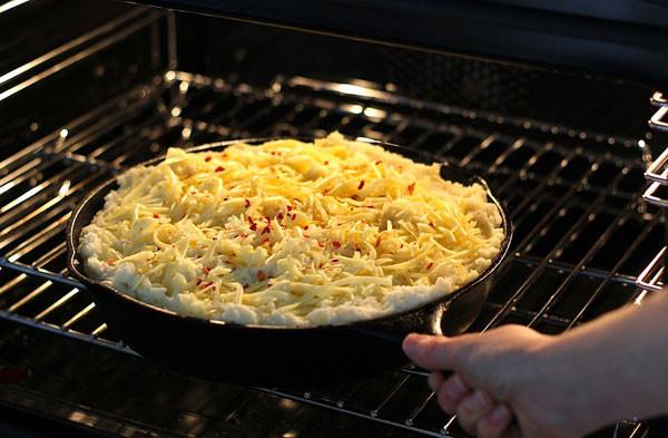 Thanksgiving Leftover Shepherd'S Pie  Turkey Skillet Shepherd s Pie Recipe