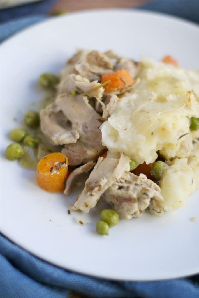 Thanksgiving Leftover Shepherd'S Pie  Thanksgiving Leftover Turkey Shepherd s Pie