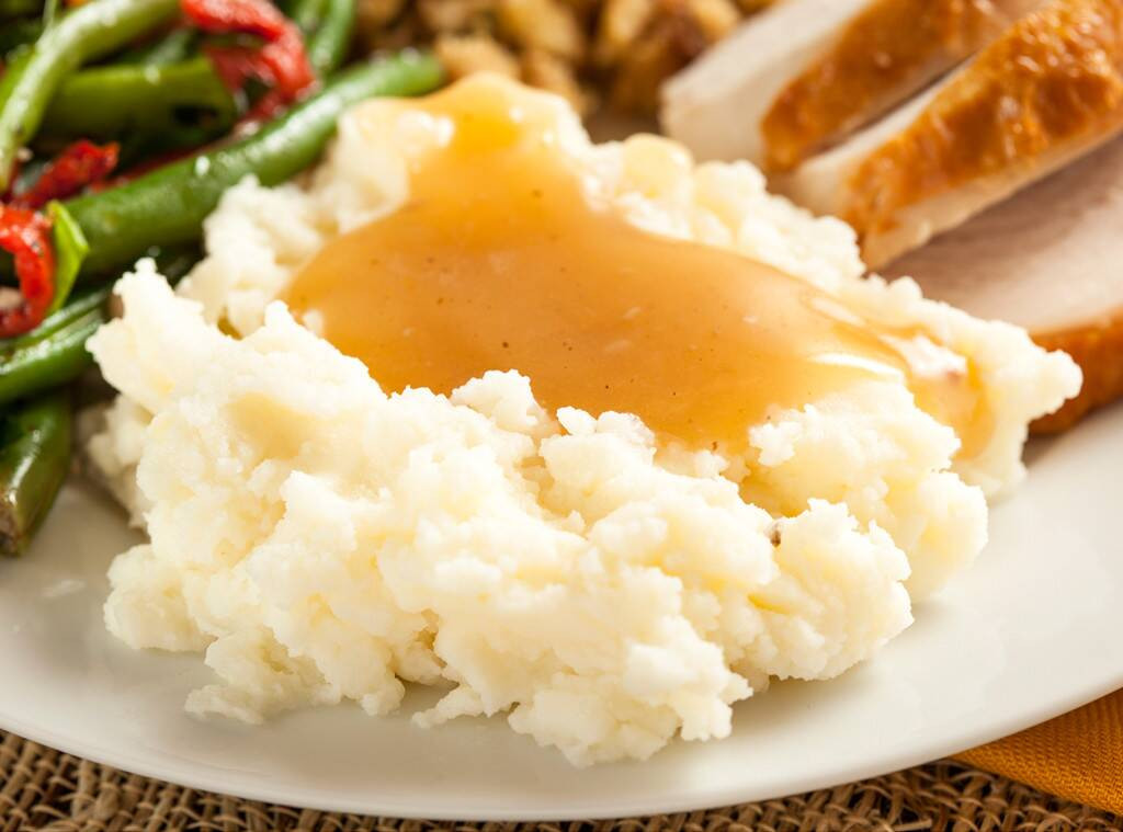 Thanksgiving Mashed Potatoes Recipe  3 Mashed Potatoes & Gravy from Best & Worst Thanksgiving