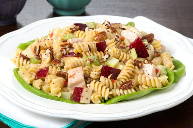 Thanksgiving Pasta Salad  Waldorf Turkey Pasta Salad Recipe Kraft Canada