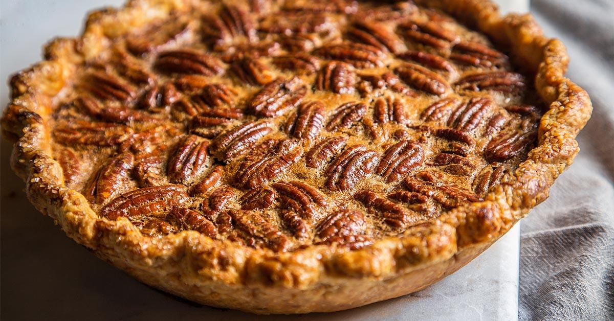Thanksgiving Pecan Pie  Recipe Chocolate Coffee Pecan Pie