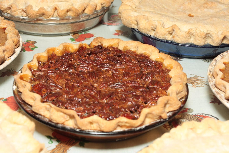 Thanksgiving Pecan Pie  Creative Tradition Thanksgiving Pecan Pie