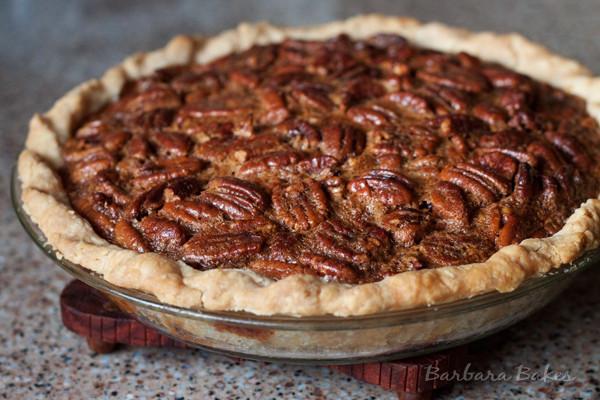 Thanksgiving Pecan Pie  Classic Pecan Pie