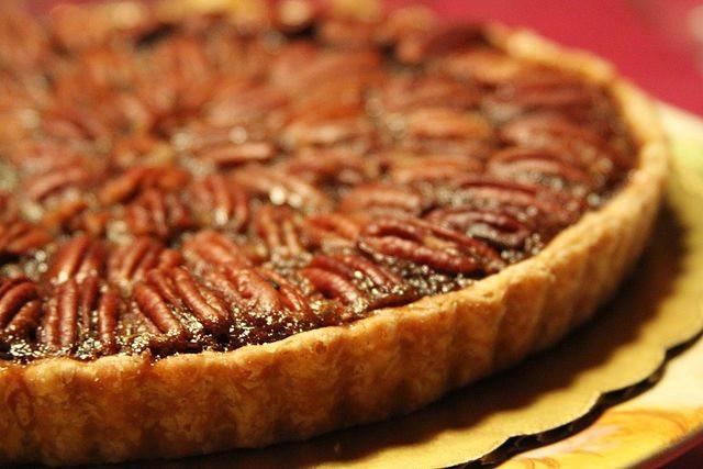 Thanksgiving Pecan Pie  Most Popular Thanksgiving Pies HWP Insurance