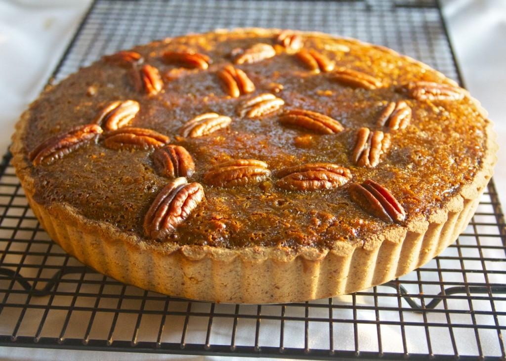 Thanksgiving Pecan Pie  Paleo Thanksgiving Desserts Make e Make All • Oh Snap