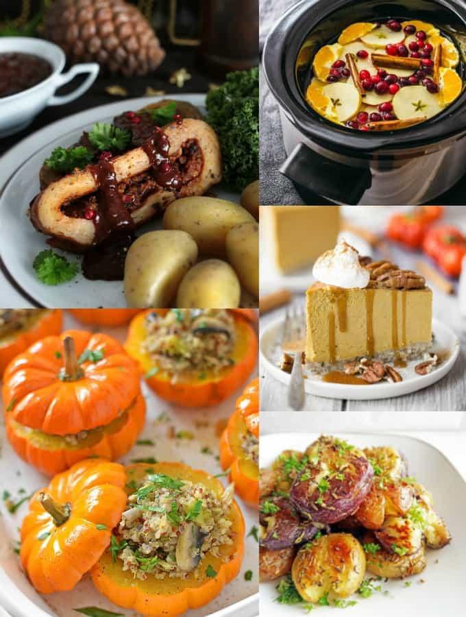 Thanksgiving Recipes Vegan  38 Festive Vegan Thanksgiving Recipes Vegan Heaven