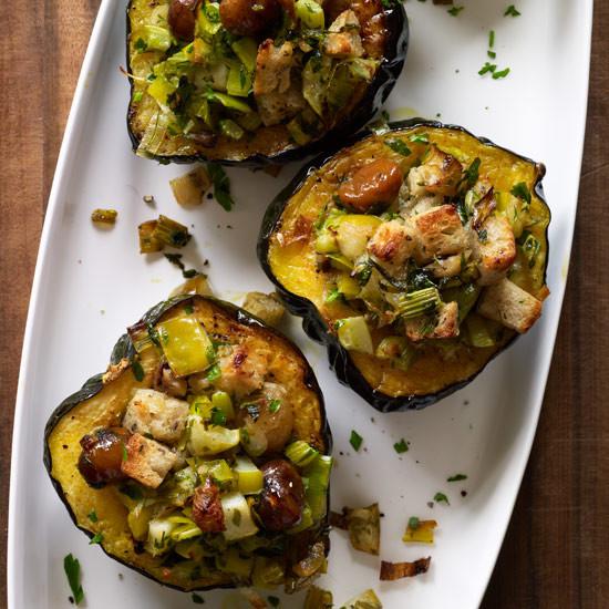 Thanksgiving Recipes Vegan  Ve arian Thanksgiving