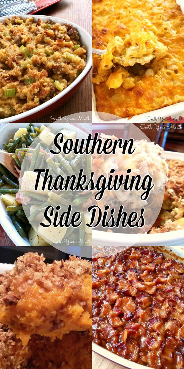 Thanksgiving Side Dishes 2019  Southern Thanksgiving Side Dishes in 2019