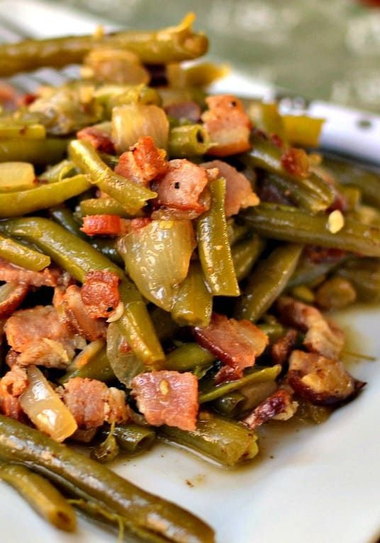 Thanksgiving Side Dishes 2019  Southern Green Beans A Classic Southern Side Dish