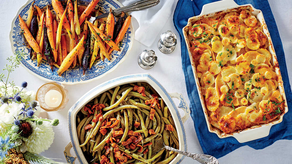 Thanksgiving Side Dishes Ideas  Best Thanksgiving Side Dish Recipes Southern Living