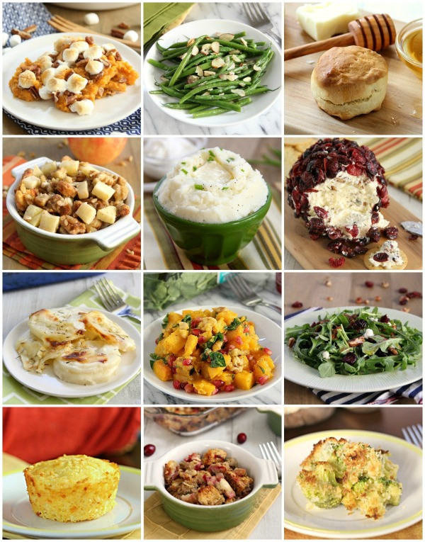Thanksgiving Side Dishes Ideas  Thanksgiving Side Dish Recipe Ideas Eat Drink Love