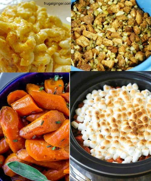 Thanksgiving Side Dishes Slow Cooker  Slow Cooker Thanksgiving Sides Take the Stress off
