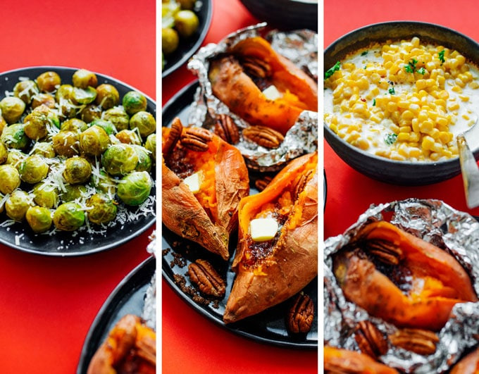 Thanksgiving Side Dishes Slow Cooker  3 Slow Cooker Thanksgiving Side Dishes At The Same Time