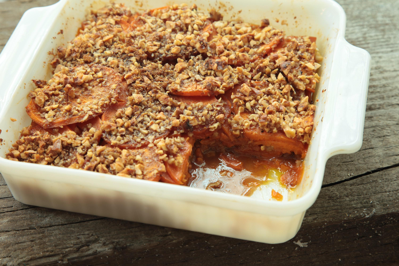 Thanksgiving Sweet Potatoes Recipe  Sweet Potatoes Anna Sweet Potato Recipes for