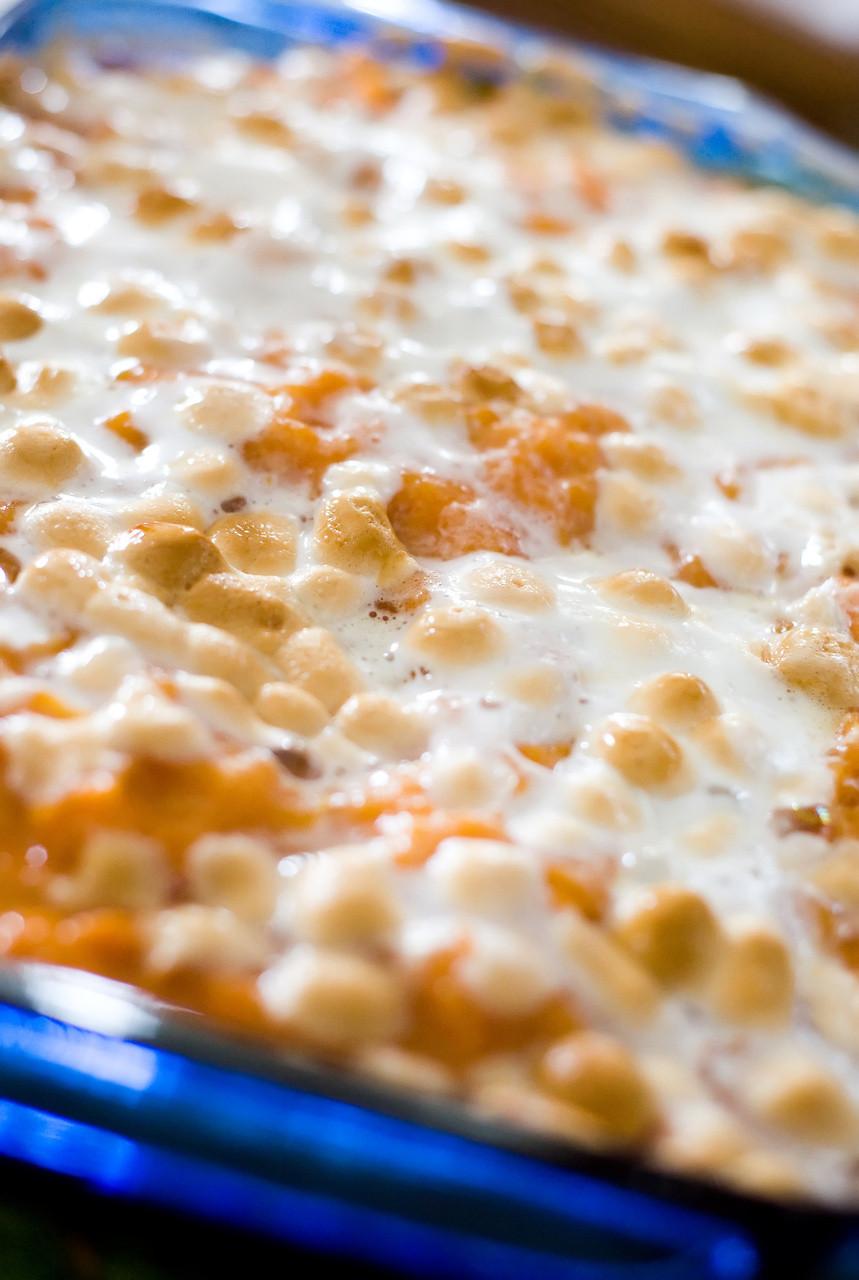 Thanksgiving Sweet Potatoes Recipe  Thanksgiving Casseroles