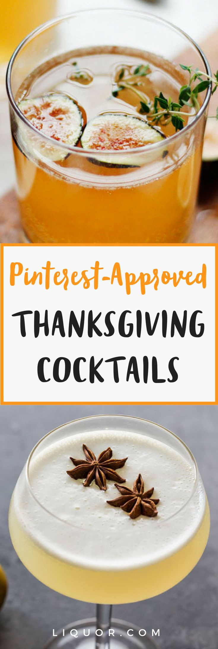 Thanksgiving Themed Drinks  2611 best cocktails images on Pinterest