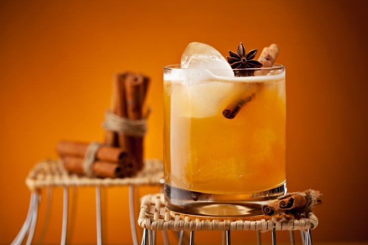 Thanksgiving Themed Drinks  10 Thanksgiving themed cocktails that will up your hosting