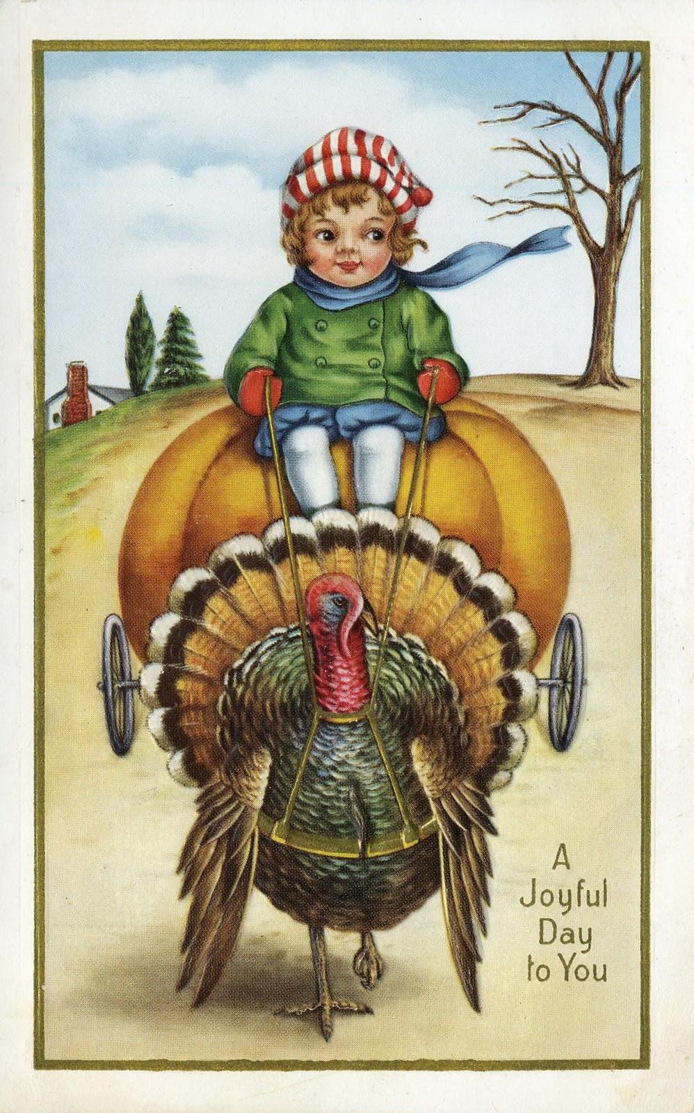 Thanksgiving Turkey Art  Little Bir Blessings Thanksgiving Vintage for You
