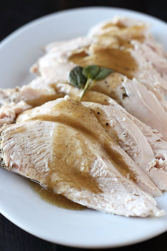 Thanksgiving Turkey Breast Slow Cooker  Slow Cooker Turkey Breast Handle the Heat