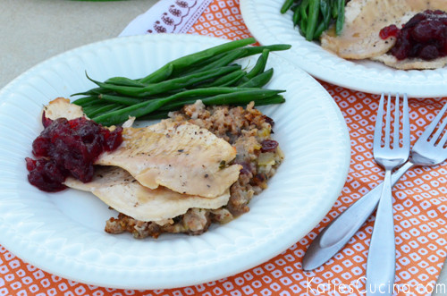 Thanksgiving Turkey For Two  e Pot Thanksgiving Dinner for Two
